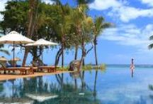 Honeymoon / Where to go for that special time away with your new hubby
