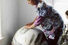 Artists ceramics