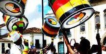 Arte e Cultura Brasileira / Objetos e arquiteturas