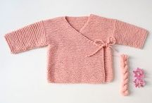 Knitting Patterns For Babies / Knitting for babies & toddlers!