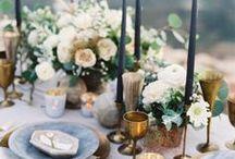Weddings: Black & White Inspired