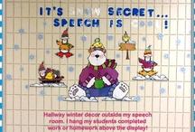 Classroom Decor/Organization / www.speaklistenplay.com
