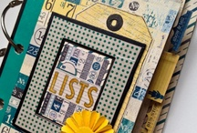 Scrapbook Mini Albums / by Vicki Williams