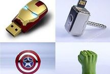 Assemble! / Pins for specific Avengers are on their own boards / by Bluecrow
