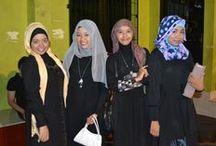 hijab / fashionable hijab style