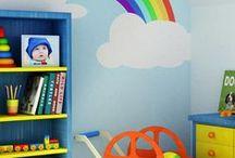 Kidsrooms / Tips voor kinderkamers