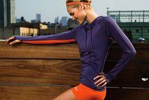 Sports wear ladies / Women sports wear and sporty wear