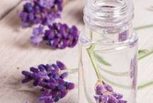 From the Earth / Essential oils, natural fibers, and other natural acne fighting solutions.