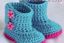 Breien & naaien for kids / Handwerken, breien, haken, naaien voor kinderen