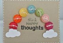 Knopen-buttons / Je kunt een heleboel leuke dingen doen met knopen