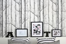 Wallpaper / Inspiring wallpaper, wall decor, paintings