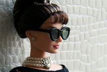 Audrey Hepburn Dolls