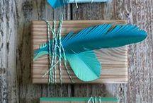 Little presents DIY*Kleine kadootjes maken / kleine kadootjes, kaartjes, inpakken kadootjes