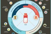 Infographics for a Good Cause / A selection of beautiful infographics for non-profits