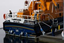Model Lifeboats