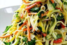 Solo salads