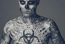 Tattoos / tattoos, tatouages
