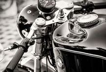 Life style...Café Racer & others / motorcycles, cafés racer, life style