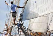 by me... Sailing / Sailing...Voiles de Saint-Tropez