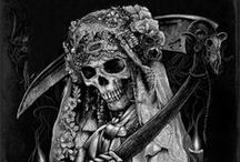 Skulls Stuff / skulls, tête de mort