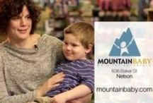 MountainBaby TV / We love sharing what we know in our product review videos. YouTube rocks!