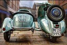 Vespa & Lambretta / Scooters Vespa & Lambretta