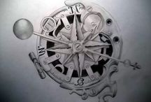 Amazing drawings / Not my drawings