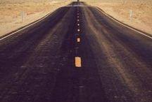 Break away... ride away ! / Roads to ride