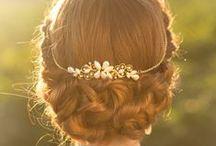 Wedding Jewelry and Accessories / by Alana Clark