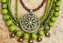 Jewellery:  Ethnic