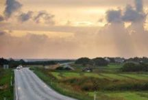 National tourist road / National Tourist Routes Jæren is a part of The North Sea Road