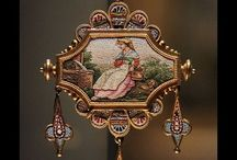 Jewellery: Micro Mosaic