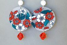 Jewellery: Shrinkplastic