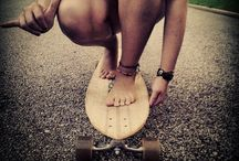SKATE & LONG BOARD /            ~ BY: @StaceyJerez ~ Skate boarding,long board, skate life
