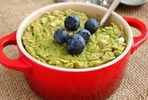 Oatmeal / favorite oatmeal recipes