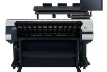 Large Format Plotters / Large format printing devices for design professionals.
