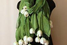 Outfits: Foulard