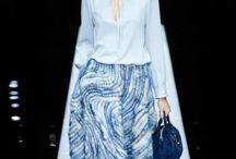 Outfits: Armani