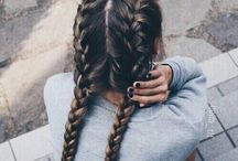 Hairgoals 〰 / Inspiration for my own sad hair