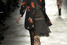 Outfits: Dries Van Noten