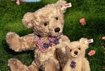 Steiff 2017 Limited Editions / The pinacle of any teddy bear collection, is the Steiff limited edition. They make treasured gifts that convey a sense of great esteem to their recipients. For collectors, enthusiasts, and those lucky enough to receive Steiff as a gift, each Steiff product is truly a friend for life.