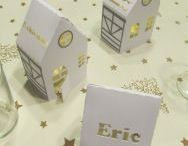 Pour un Noël en papier / Des éléments de décoration, des cartes, des calendriers de l'Avent : tout pour de magnifiques fêtes de fin d'année