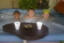 Our Customers! / Fabulous photos of hot tubs and pools submitted by our wonderful customers! / by The Spa Depot