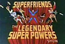 Cartoons from my childhood / TV / by leslie davis