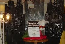 New York Theme Bar and Bat Mitzvah and Party Ideas