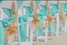 Beach Theme Bar and Bat Mitzvah Ideas and Wedding Ideas