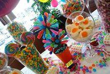 Candy Theme Bat Mitzvah Ideas