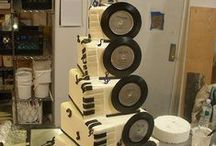 Music and Rock and Roll Theme Bar and Bat Mitzvah Ideas