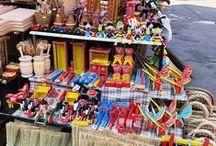 the souk spell  /\market scenes / #souk #market #colours #shopping#travel #vibrant