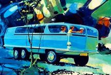 WAGON / Station Wagon, RV, Campers, Vans, Modular design, Shouting Brakes, Trucks etc.